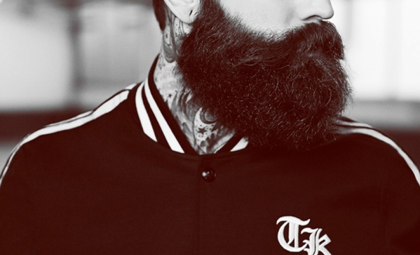 RICKI HALL for THE KOOPLES sport  lookbook