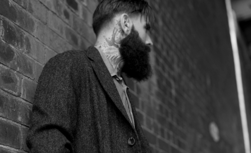 SEVENBELL EDITORIAL featuring Ricki Hall
