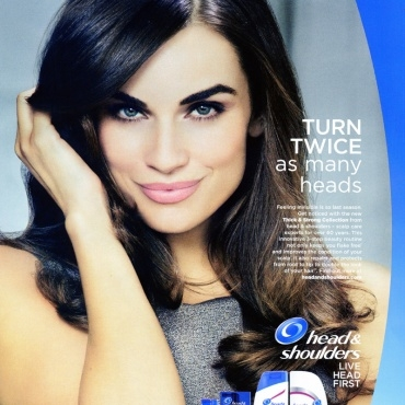 Michelle (New Head & Shoulders Campaign 2014)