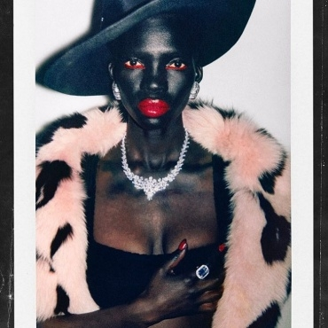 ACHOK: VOGUE ITALIA by STEVEN KLEIN