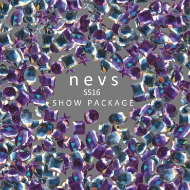 NEVS LFW SS16 SHOW PACKAGE