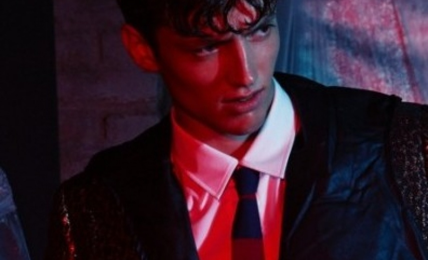 GIANLUCA for THE FASHIONISTO EXCLUSIVE
