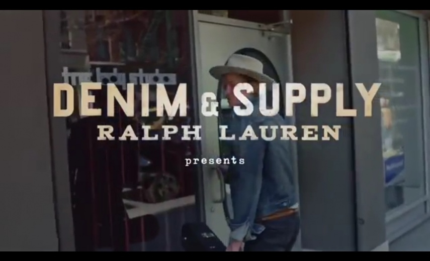 RALPH LAUREN DENIM & SUPPLY