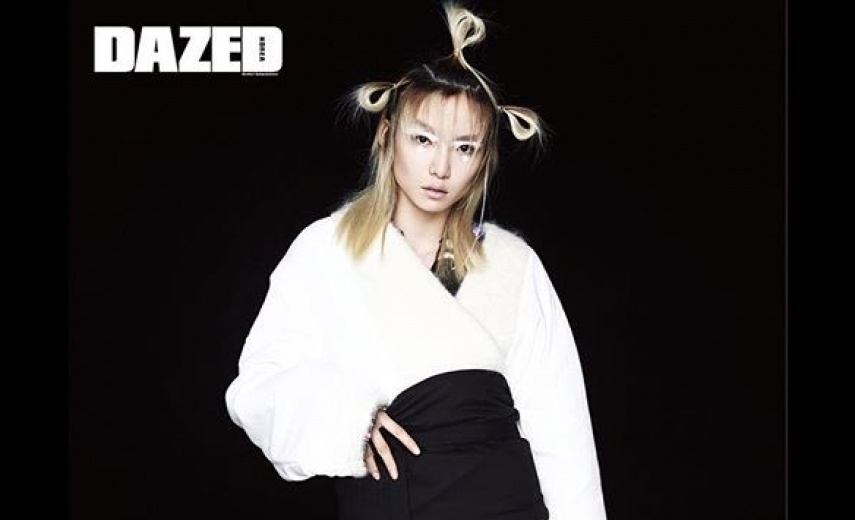 MOON: DAZED KOREA