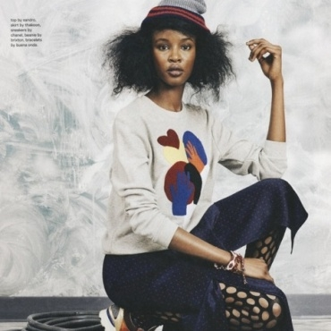 KAD: NYLON (USA) EDITORIAL