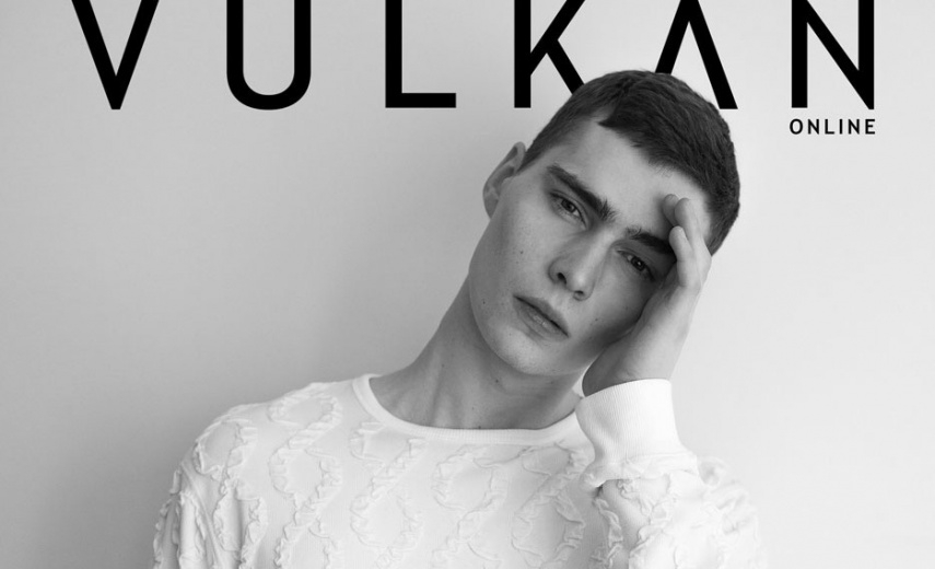 BRIEU & PHILLIP: VULKAN MAGAZINE