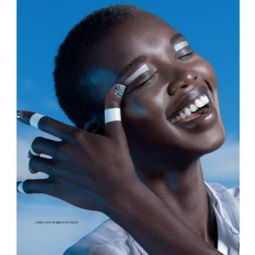 NYKHOR PAUL: MARIE CLAIRE SA JULY 2015