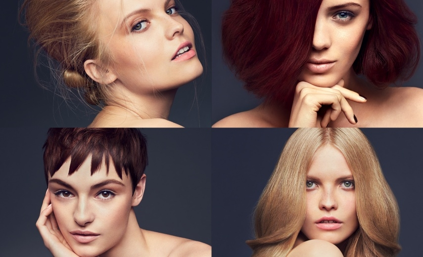 REGIS HAIR CAMPAIGN: LISE & ANDREA SCHEEPERS
