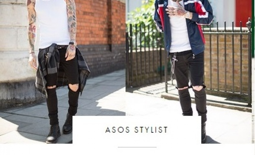 RICKI HALL: ASOS MENSWEAR STYLIST