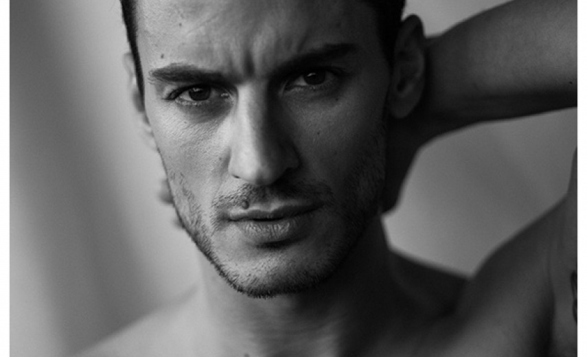 RUBEN RUA in black and white series for THE FASHIONISTO