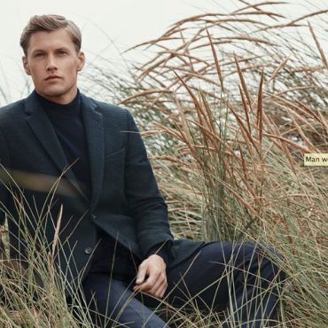 MARKS AND SPENCER EDITORIAL: MAXIM NAZAROV
