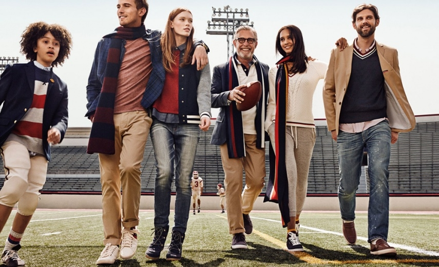 TOMMY HILFIGER AW15 CAMPAIGN