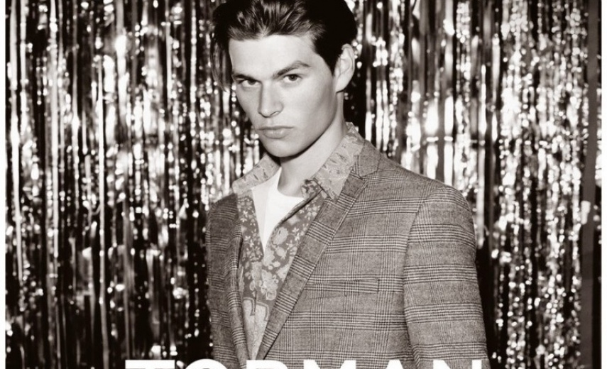 TOPMAN Christmas Campaign: GEORGE STEVENS