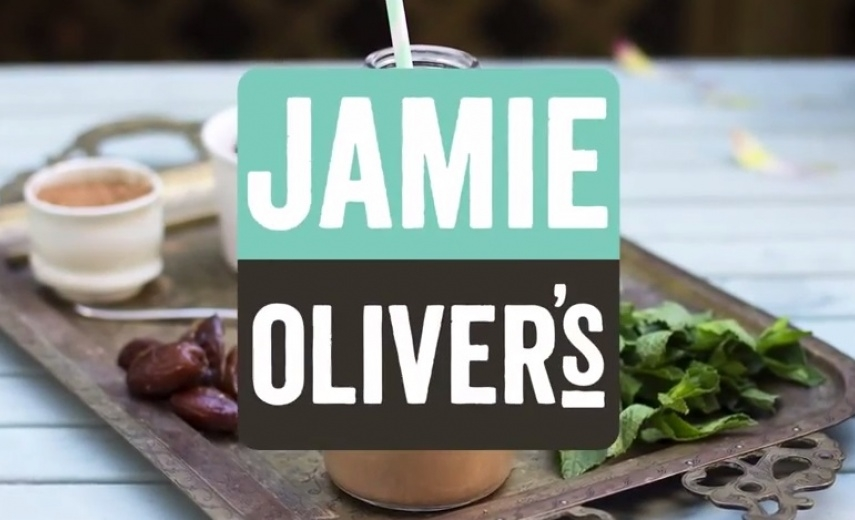 DANIELLE for Jamie Oliver's Drinks Tube - Video 3.