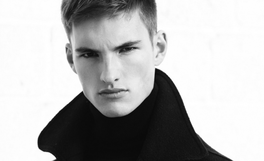 Introducing  new face TOM COYSMAN