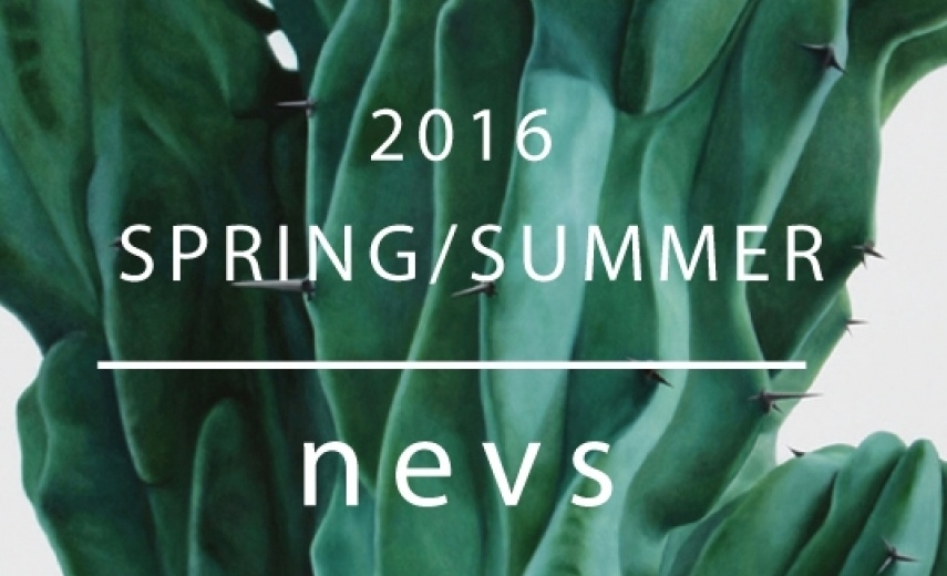 NEVS MEN SS16 SHOW PACKAGE