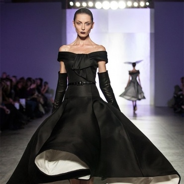 V&A Fashion In Motion - RALPH & RUSSO