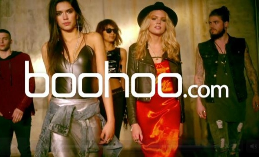 BECCA DUDLEY & LARISSA S for BooHoo TVC