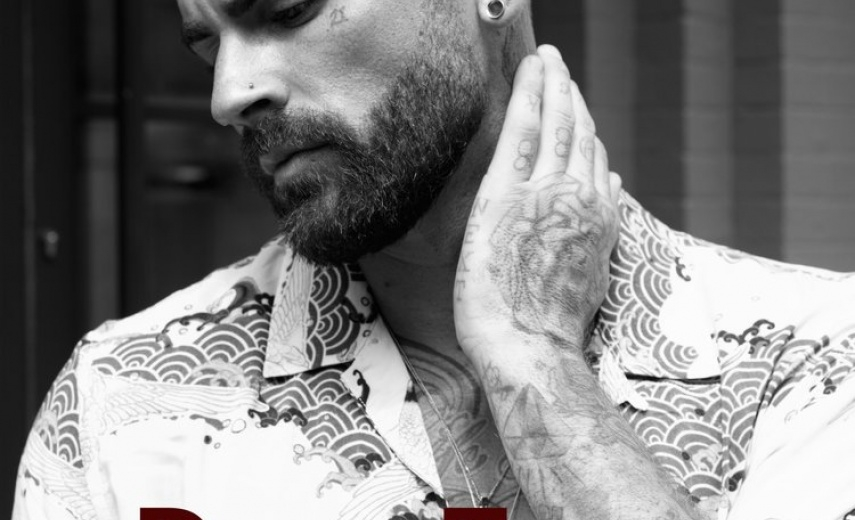 CHRIS PERCEVAL: REY MAGAZINE