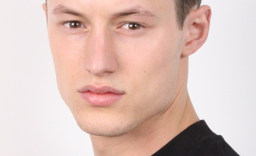 Models.com MODEL OF THE WEEK: DAN HYMAN
