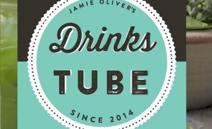 DANIELLE HALLEY for Jamie Oliver's Drinks Tube - Video 2.