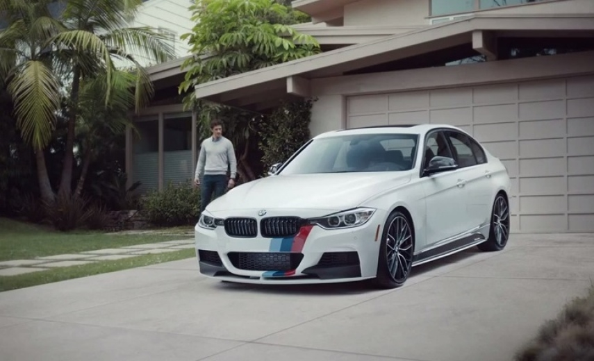 BMW 'M' Commercial featuring ERIC MONJOIN