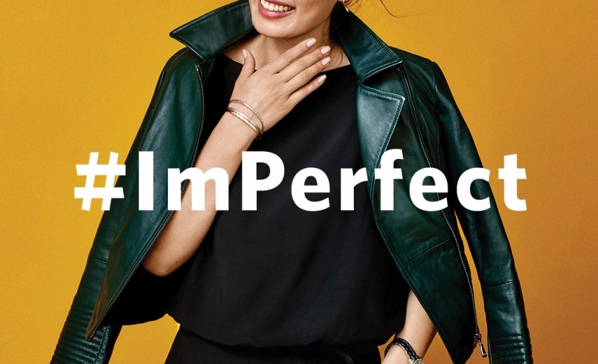 WEI & JJ: ESPRIT AW15 CAMPAIGN #IMPERFECT