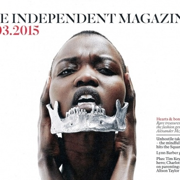 THE INDEPENDENT: NYKHOR PAUL