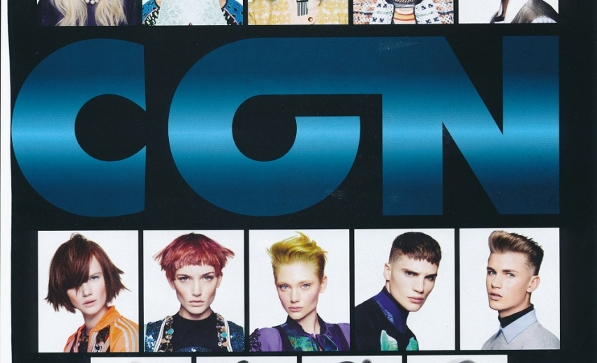 "TONI & GUY ""Lexicon"" (New Collection)"