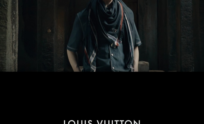 BEN SMALLWOOD : LOUIS VUITTON