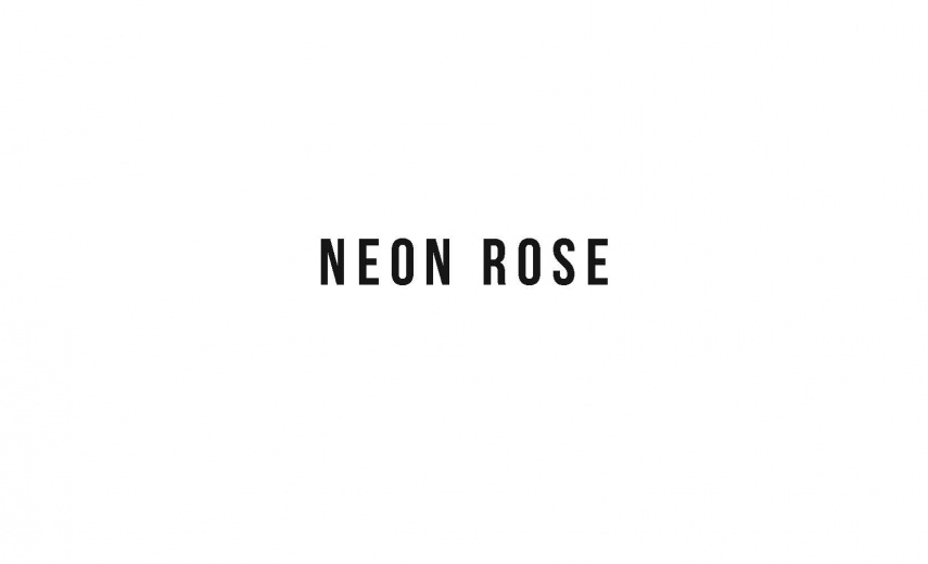 NEON ROSE LOOKBOOK