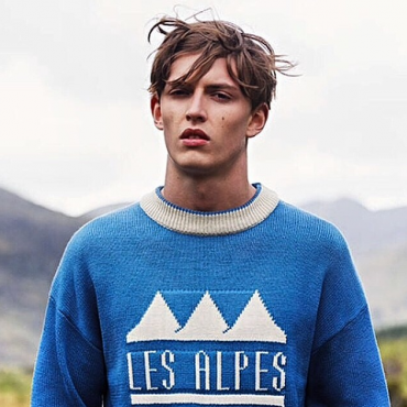 LEWIS CHESSON GRIEVE in Primark 'Adventure Awaits' Campaign