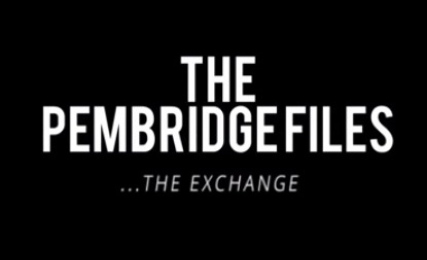 DRAFTED Magazine 'The Pembridge Files' starring OLLIE PEARCE and LLOYD NWAGBOSO