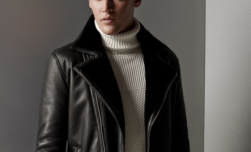 ISAAC CAREW for REISS Lookbook A/W14
