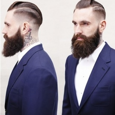 Britain's Most Influential Haircut - THE TELEGRAPH - featuring Ricki Hall.