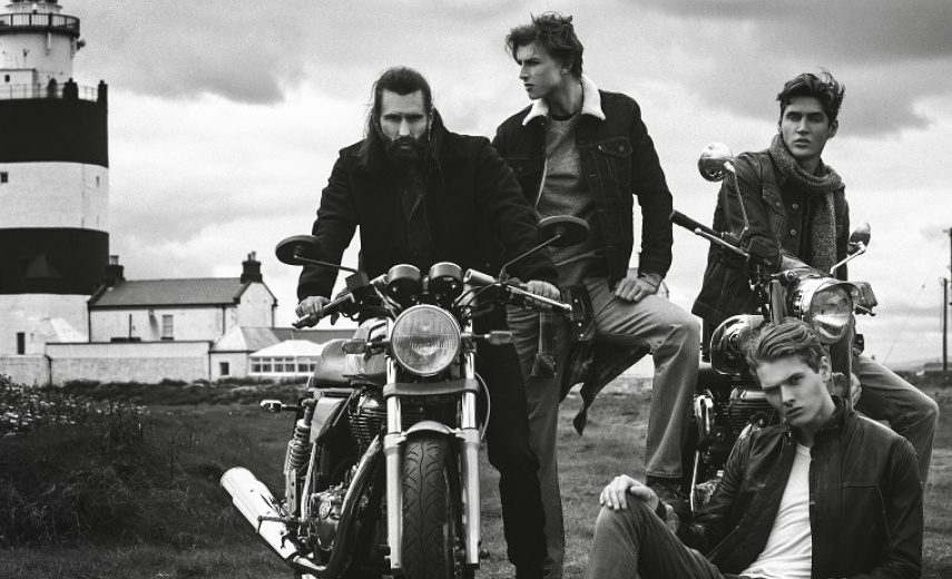 TATLER:MAN - THE LIGHTHOUSE BROTHERS