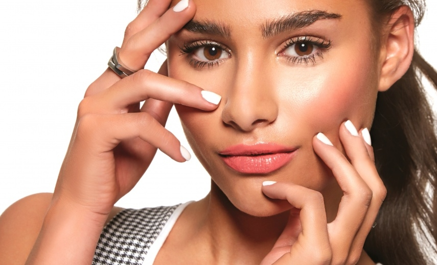 GEORGIA SALAMAT for Barry M beauty campaign