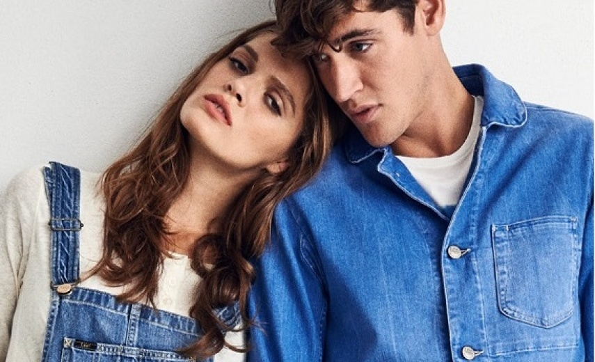 LEE JEANS SS15 CAMPAIGN: ISAAC CAREW