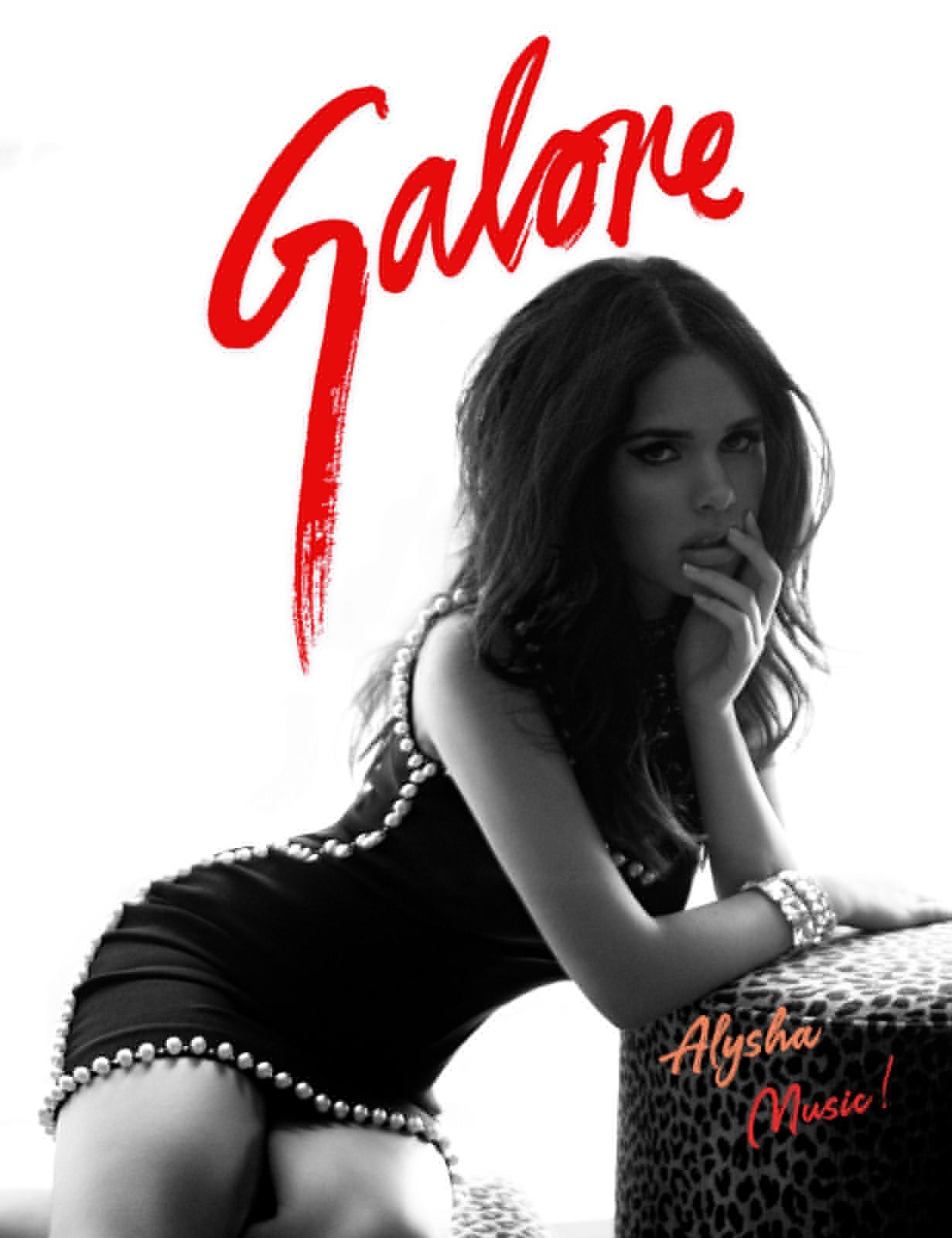 ALYSHA RAMOS: GALORE MAGAZINE